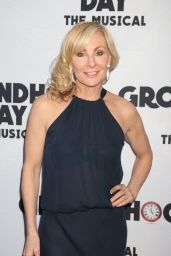 """Judy McLane – """"Groundhog Day"""" the Musical in New York 4/17/2017"""
