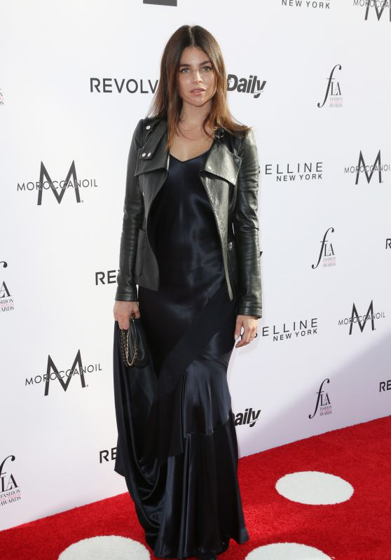 Julia Restoin Roitfeld at Daily Front Row's Fashion Los Angeles Awards 2017