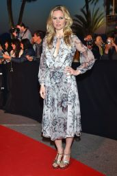 Julia Stiles – MIPTV 2017 in Cannes, France 4/3/2017