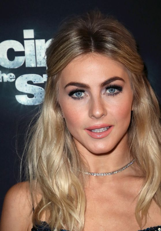 Julianne Hough - DWTS Season 24 at CBS Televison City in LA, April 2017