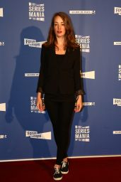 Juliette Besson – Series Mania Festival Opening Night in Paris 4/13/2017