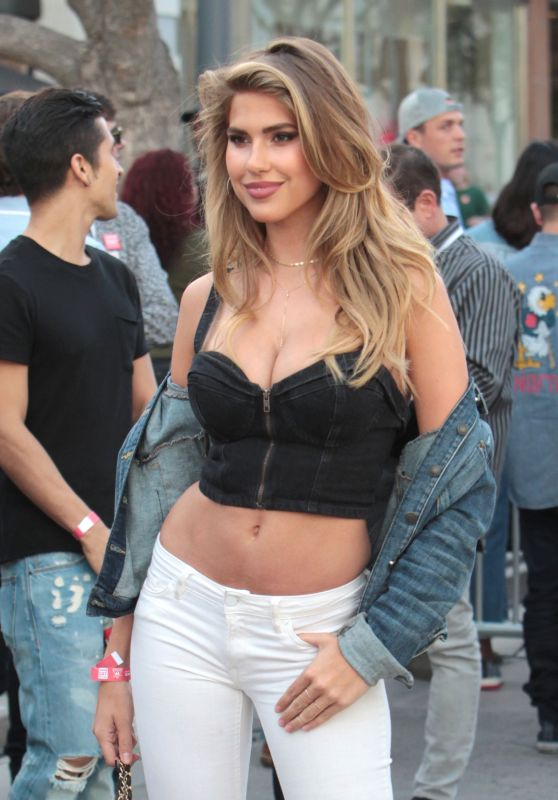 Kara Del Toro - Guess Event to Stop Sexual Violence, Santa Monica 04/26/2017