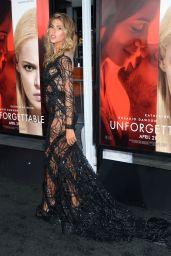 """Kara Del Toro – """"Unforgettable"""" Premiere in LA 4/18/2017"""
