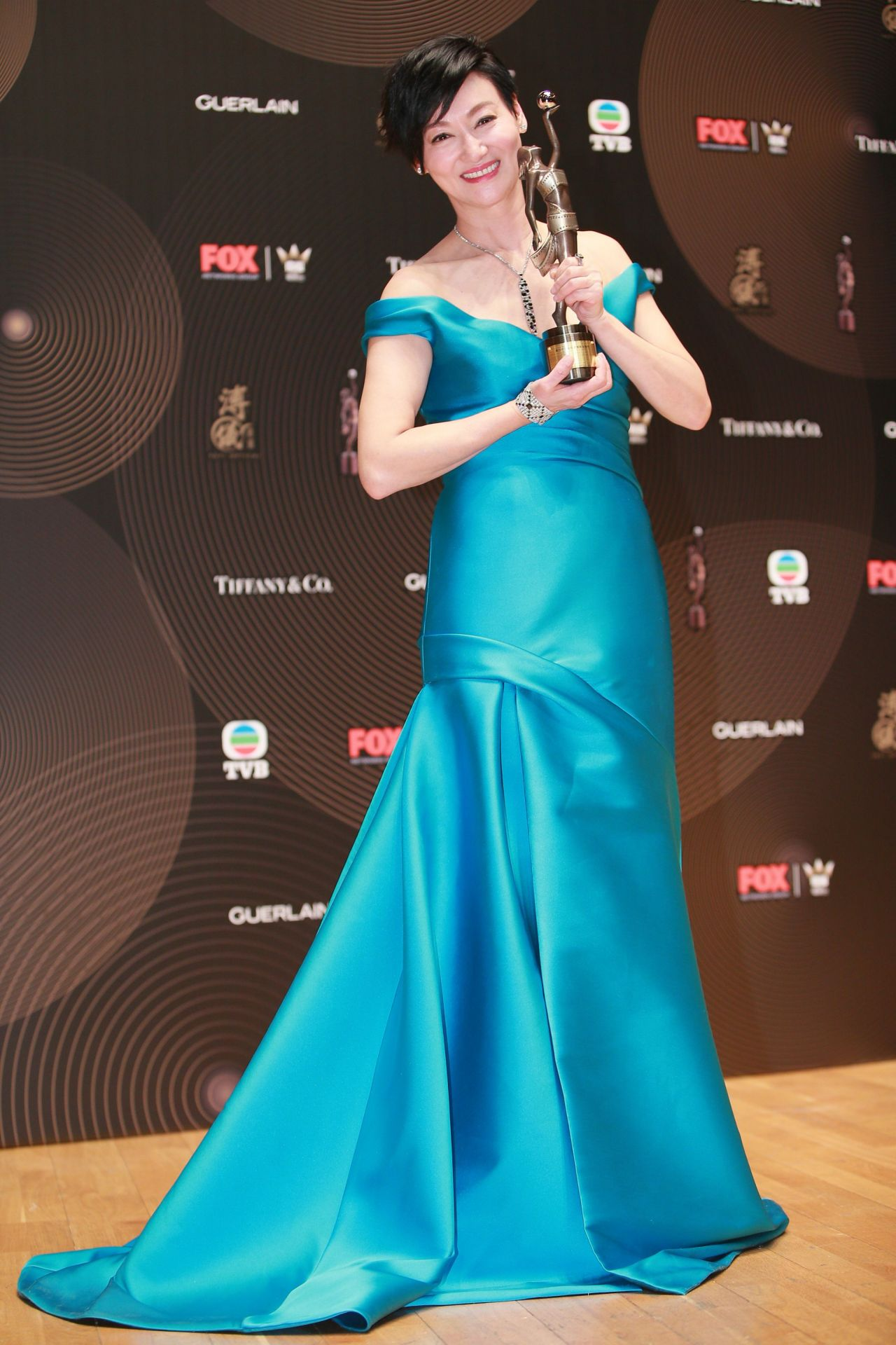 Kara Hui Hong Kong Film Awards 2017 In Hong Kong