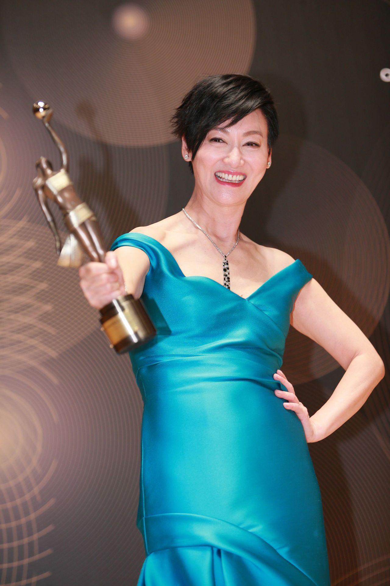Kara Hui Hong Kong Film Awards 2017 In Hong Kong
