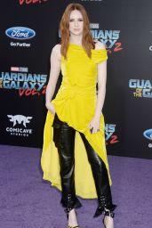 Karen Gillan – Guardians of the Galaxy Vol. 2 Premiere in Los Angeles
