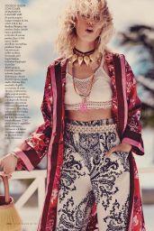 Karolina Kurkova - Elle Italy May 2017 Issue