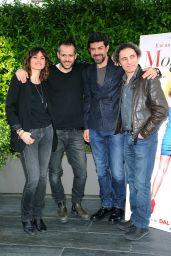 "Kasia Smutniak - ""Moglie e Marito"" Movie Photocall in Milan 4/11/2017"