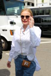 Kate Bosworth at LAX 4/18/2017