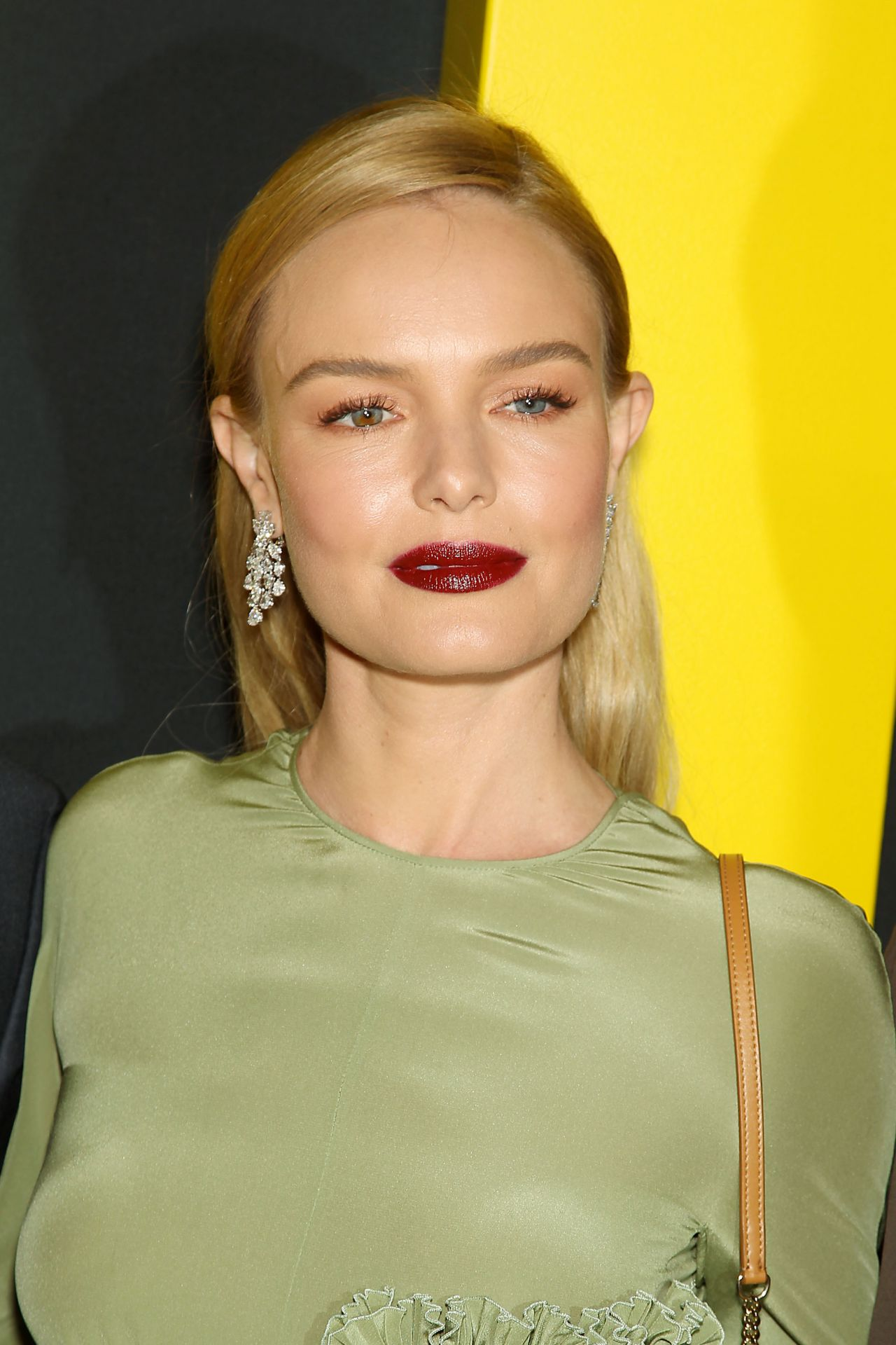 Kate Bosworth - National Geographic's Further Front in NY ... Kate Bosworth