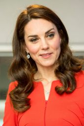 Kate Middleton - Global Academy Opening in support of Heads Together in London 4/20/2017