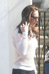 Kate Middleton - Visiting Her Sister Pippa in Preparation For Her Wedding in May 4/6/2017