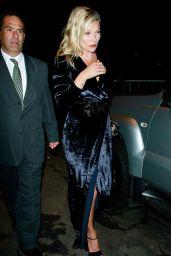 Kate Moss - amfAR Inspiration Gala in Sao Paulo 04/27/2017
