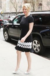 Katherine Heigl Arriving to Appear on