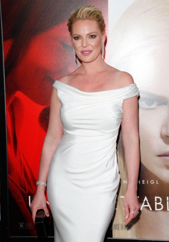 "Katherine Heigl – ""Unforgettable"" Premiere in LA 4/18/2017"