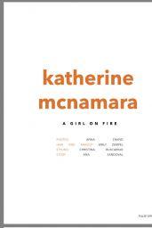Katherine McNamara - Pulse Spikes, Spring 2017 Issue