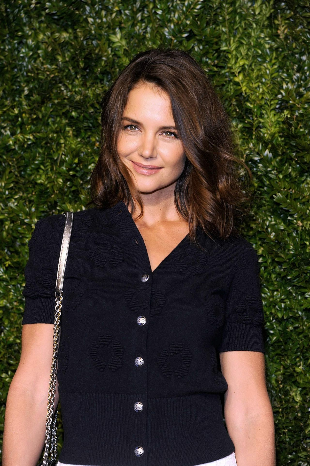 Katie Holmes - Chanel Artists Dinner at Tribeca Film ... Katie Holmes