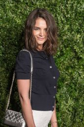 Katie Holmes - Chanel Artists Dinner at Tribeca Film Festival in NY 04/24/2017