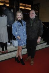Katie McGlynn at Palace Theatre in Manchester 4/24/2017