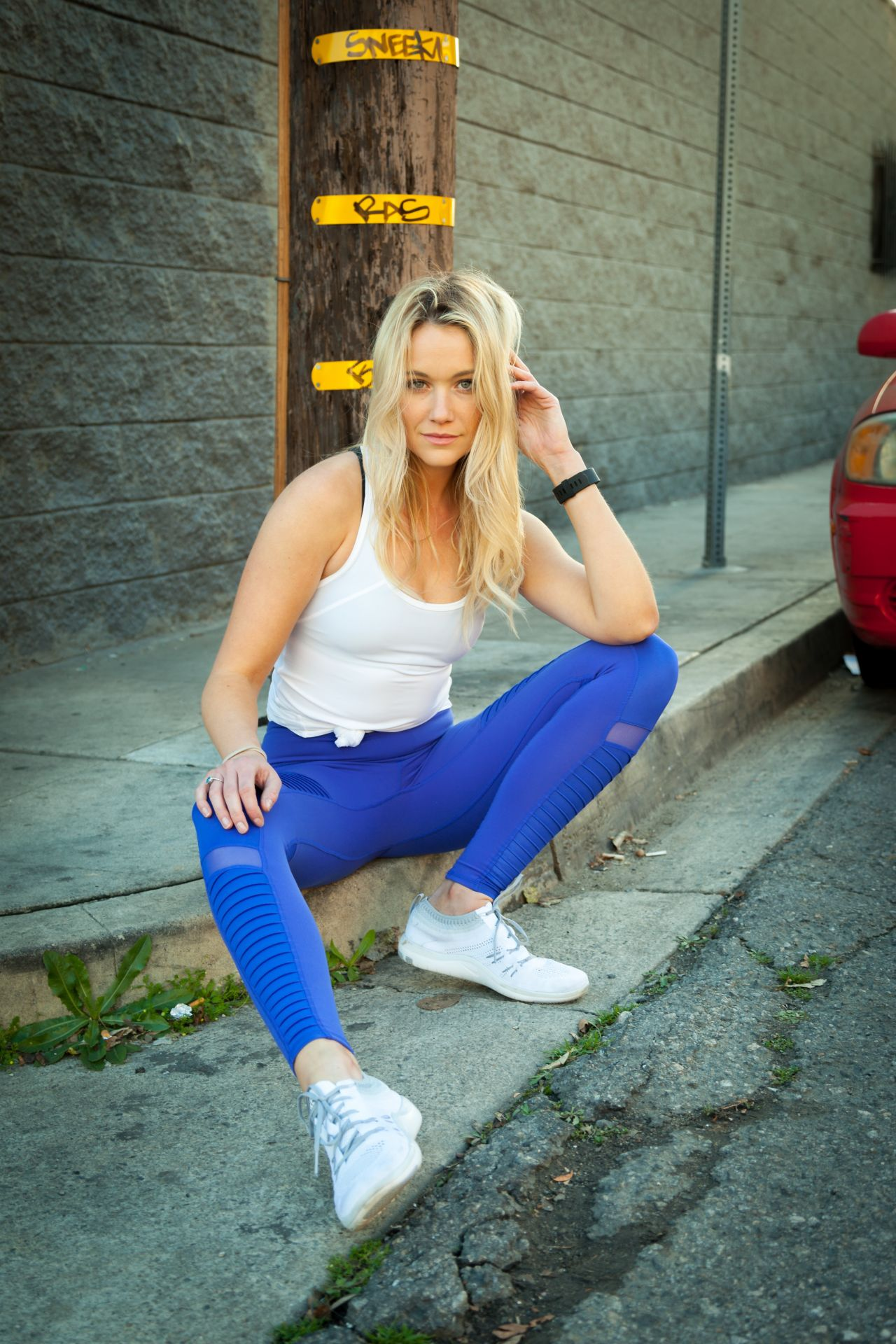 Katrina Bowden - What I Eat Part II The Busy Babe Edition, February 2017