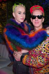 Katy Perry at Moschino Candy Crush Desert Party – Coachella 4/15/2017