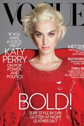 Katy Perry -Vogue Magazine US May 2017 Cover and Photos