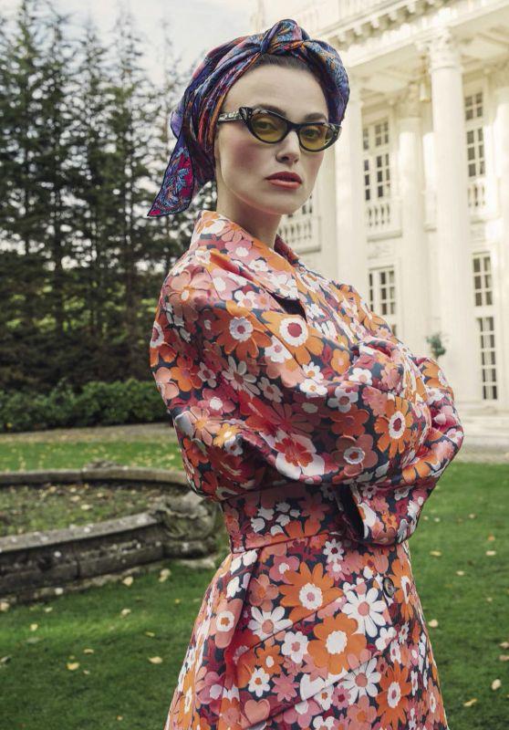 Keira Knightley - Vogue Italy April 2017