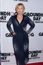 "Kelli Giddish – ""Groundhog Day"" the Musical in New York 4/17/2017"