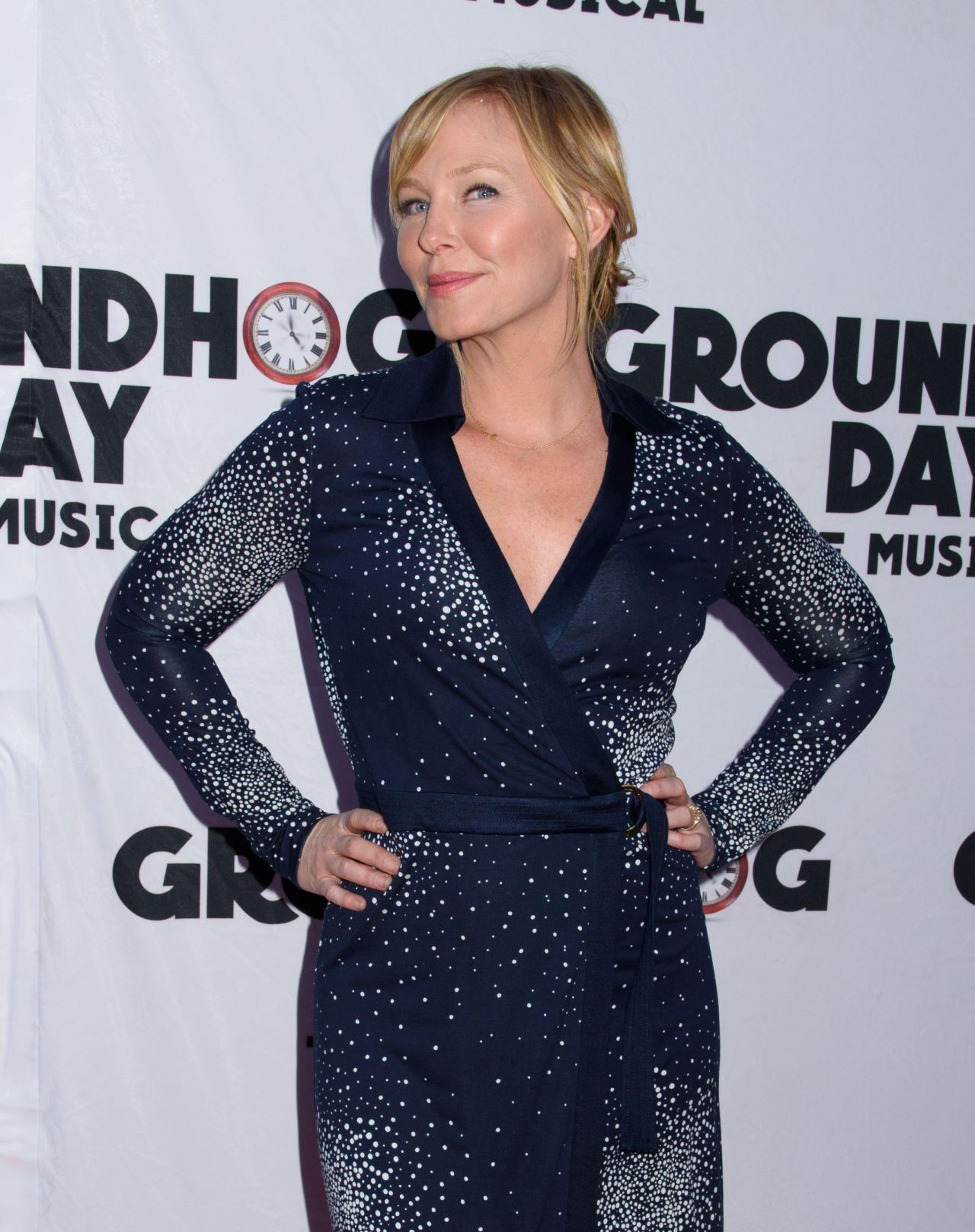 Kelli Giddish Groundhog Day The Musical In New York 4