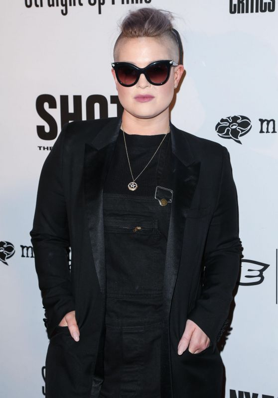 Kelly Osbourne – SHOT! The Psycho-Spiritual Mantra of Rock Premiere in Los Angeles