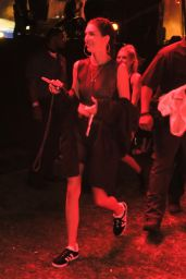 Kendall Jenner at Coachella Day One in Indio, CA 4/14/2017