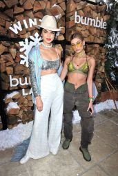 Kendall Jenner at Winter Bumberland Party at Coachella in Indio 4/15/2017