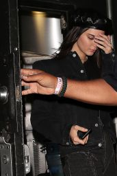 Kendall Jenner - Night out in West Hollywood 4/21/2017