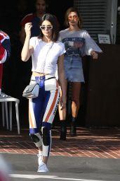 Kendall Jenner - Shopping in LA 4/17/2017