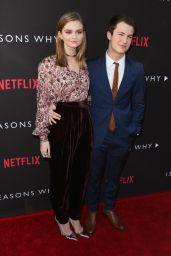 """Kerris Dorsey - """"13 Reasons Why"""" TV Series Premiere in Los Angeles 3/30/2017"""