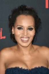 "Kerry Washington - ""Scandal"" 100th Episode Celebration in WeHo 4/8/2017"
