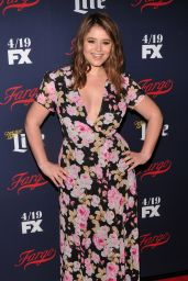 Kether Donohue – FX Networks 2017 All-Star Upfront in New York