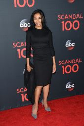"Khandi Alexander – ""Scandal"" 100th Episode Celebration in WeHo 4/8/2017"