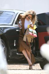Khloe Kardashian at Malibu Wines in Malibu, CA 04/25/2017