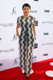 Kiersey Clemons at Daily Front Row's Fashion Los Angeles Awards 2017