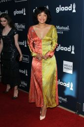 Kiersey Clemons – GLAAD Media Awards in Los Angeles 4/1/2017