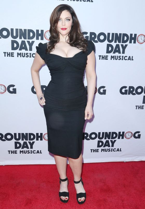"Kim Director – ""Groundhog Day"" the Musical in New York 4/17/2017"
