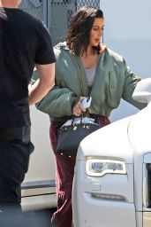 Kim Kardashian at a Studio in Los Angeles 4/3/2017