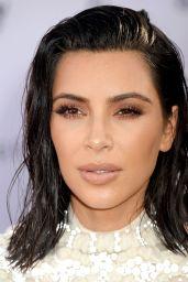 Kim Kardashian at Daily Front Row's Fashion Los Angeles Awards 2017