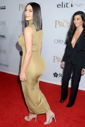 "Kim Kardashian - ""The Promise"" Premiere in Los Angeles 4/12/2017"