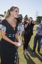 Kitty Spencer at the Bentley Polo in the Park in Perth 4/3/2017