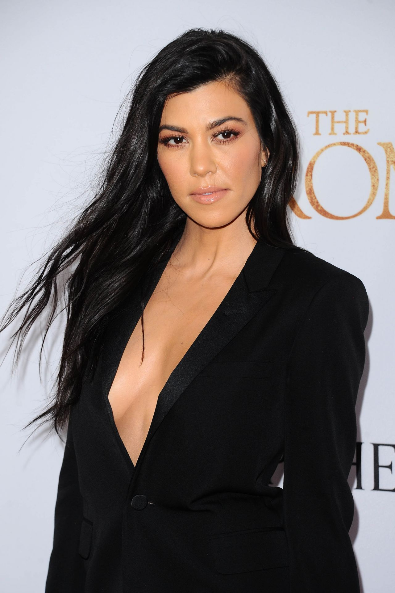 "Kourtney Kardashian - ""The Promise"" Premiere in Los ..."