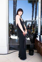 Kristina Bazan – REVOLVE Festival Day 2 at Coachella in Palm Springs 4/16/2017