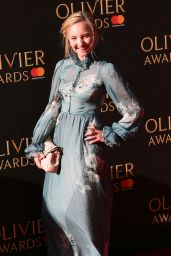 Kristy Philipps at Olivier Awards in London 4/9/2017