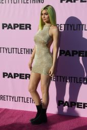 Kylie Jenner at Pretty Little Thing X Paper Magazine Event - Coachella 4/14/2017